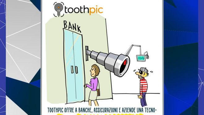 ToothPic is one of the top 10 finalist of ELIS Open Italy for Privacy & Cybersecurity perimeter